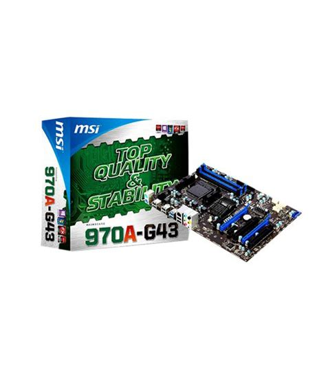 reset bios msi 970a g46 msi 970a g43 motherboard buy best price in india