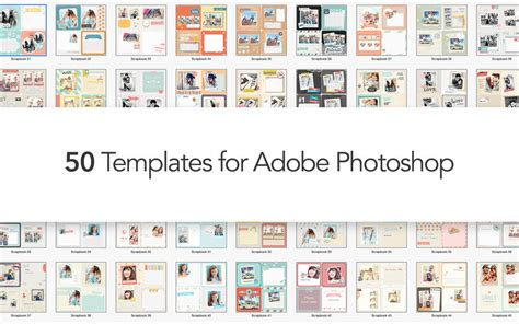 templates for photoshop by graphic node photo album templates for photoshop alungu designs bei uab