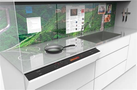 kitchen of the future kitchen of the future here now sciencedaily