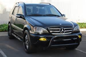 Socal Mercedes Dealers Fs In Socal Custom 2002 Mercedes Ml500 W163 Mbworld Org Forums
