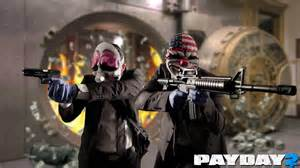Wallpapers, fond d'ecran pour Payday 2 PC, PS3, Xbox 360 | 2013 Xbox