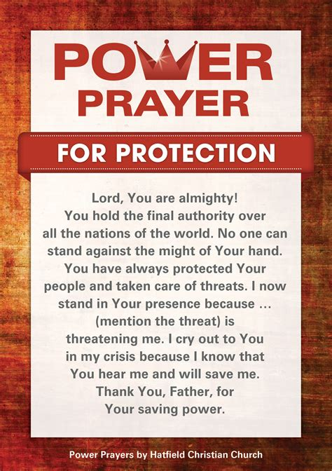 the power of praying through fear prayer and study guide books prayer for protection never doubt the power of prayer