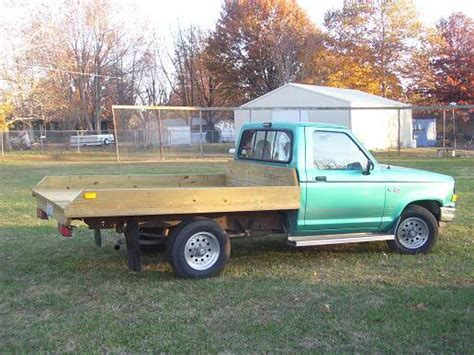 flatbed ford ranger building a flat bed ranger forums the ultimate ford