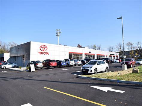 Glen Toyota Toyota Service Fair Lawn Glen Toyota