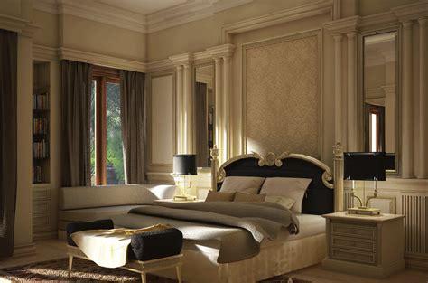 Bedroom Design Classic Interior Dormitorios Estilo Cl 193 Sico Dormitorios Con Estilo