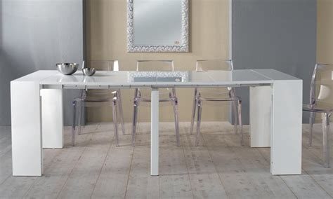 tavoli allungabili fino a 3 metri consolle allungabile fino a 3 metri groupon goods