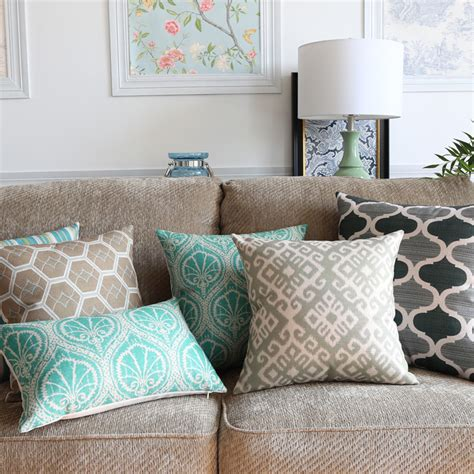 decorative pillows sofa european embroidery cushions luxury decorative throw