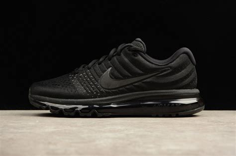 pictures of new nike sneakers new nike air max 2017 black 855615 995 mens womens running