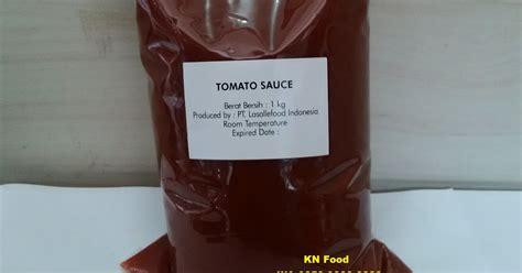 saus tomat delmonte polos supplier bahan baku kebab