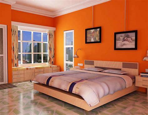 kombinasi warna cat kamar tidur utama  indah