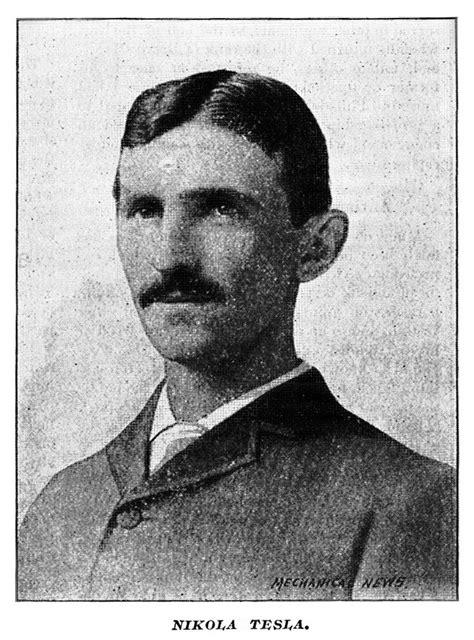 Where Did Nikola Tesla Study George Trinkaus On Quot The Tesla Mystique Quot The Borderland