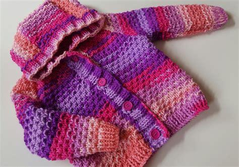 knitting pattern hooded sweater toddler baby knitting pattern toddler girls or boys hooded