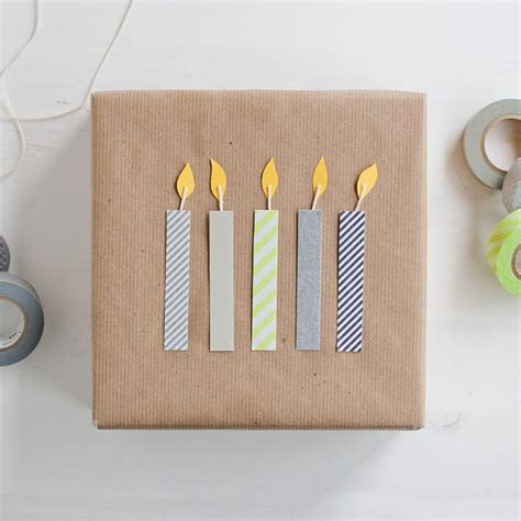 How To Make A Birthday Gift With Paper - 1053 best images about gift wrap ideas on