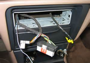 how to install new car stereo electronics world car stereo installation