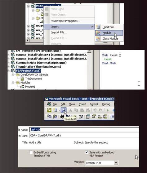 corel draw x4 not save file vba macros not saved under windows 7 coreldraw graphics