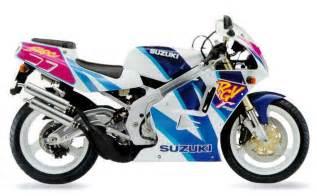 Suzuki Gamma 250 Suzuki Rgv250 Gamma Model History