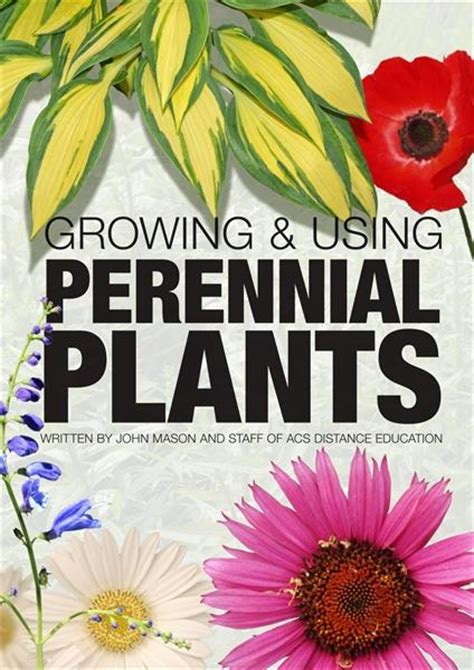 perennials books growing and using perennial plants pdf ebook