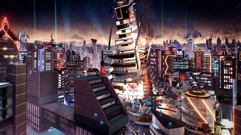 crackdown  wallpapers  ultra hd  gameranx