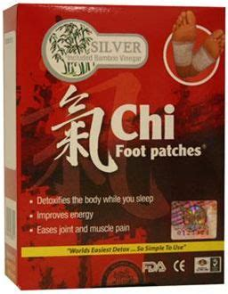 Chi Detox Foot Patches Review by Heres Health Store Chi Detox Foot Patches 10