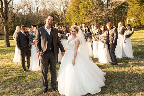brittany andrews wedding dress raelynn shares video highlights from her wedding country