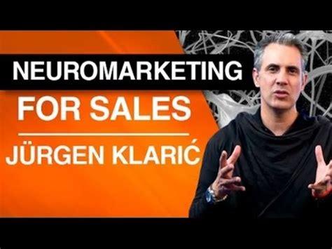 jurgen klaric guadalajara how to sell to the unconscious brain j 252 rgen klarić youtube