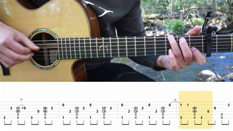 tutorial fingerstyle guitar nathan shawn mendes there s nothing holdin me back