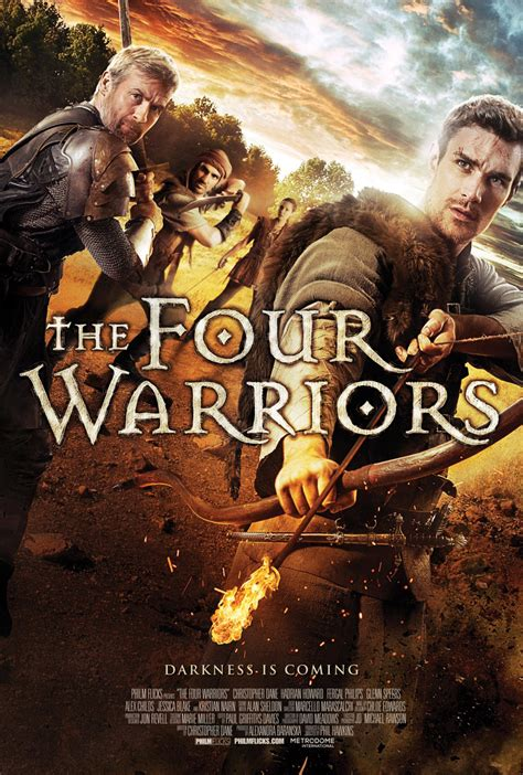film action perang terbaru 2014 the four warriors 2015 web dl subtitle indonesia