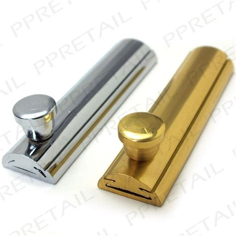 Latches For Cabinets by Quality Slide Cabinet Bolt 63mm Brass Chrome Cupboard