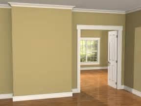 Grey wall colors with dark wood floors on pine trim design ideas