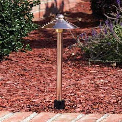Hadco Landscape Lights Hadco Lighting Landscape Light Copper Pathlyte Replacement Cul4 Shade Only Ebay