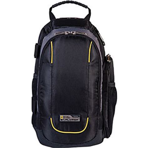 national geographic explorer dslr sling camera bag reviews