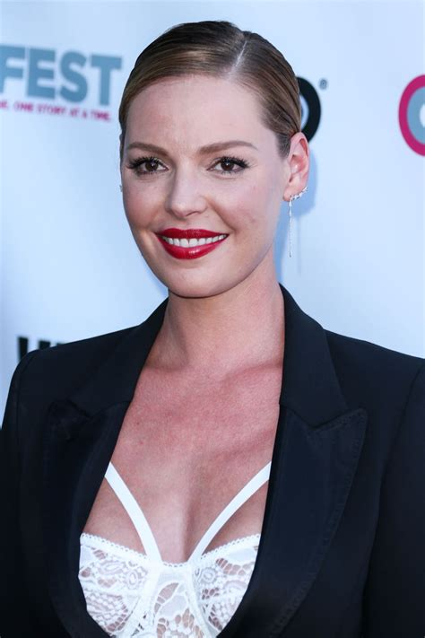 katherine heigl katherine heigl at jenny s wedding premiere at outfest in