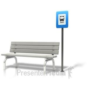 bus stop bench custom bus stop three piece signs and symbols great