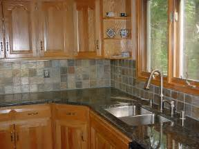 tiled kitchen backsplash backsplash