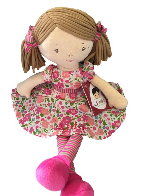 rag doll personalised rag doll katy suitable from birth