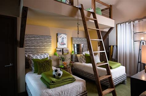 green theme bedroom magical kids bedrooms that will inspire your renovations