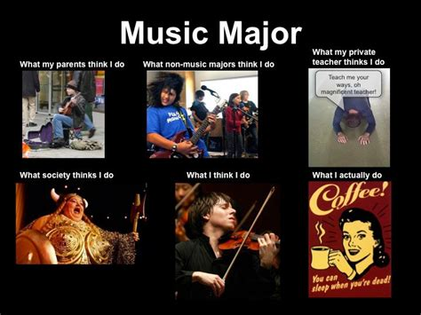 College Major Memes - music major memes image memes at relatably com