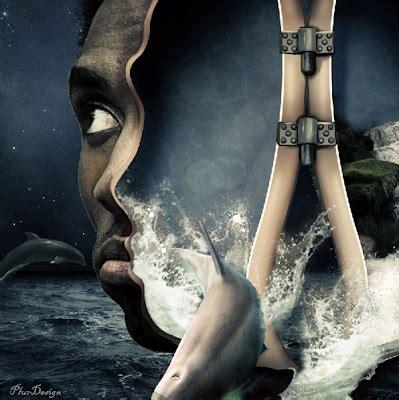 tutorial gambar lumba lumba membuat manipulasi foto keren dengan photoshop tutorial