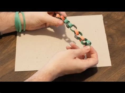 How To Make A Paper Bracelet - how to make a bracelet of paper paper crafts
