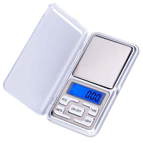 Pocket Digital Weigh Scale electronic lcd display scale mini pocket digital scale