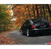 Tuning Mercedes Benz E55 W211 By Vossen &187 CarTuning  Best