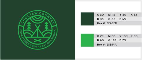 green combination 10 best 2 color combinations for logo design with free