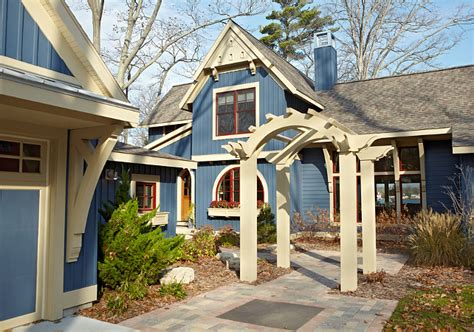 Lake Cottage Paint Colors by Lakeside Cottage Home Bunch Interior Design Ideas
