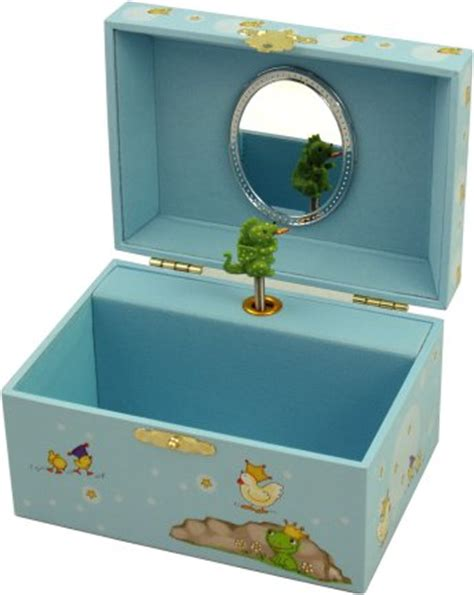 brave musical treasure box blue boxes