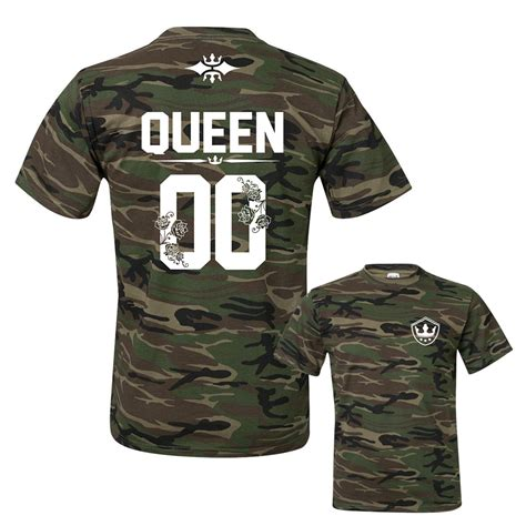 Camo Relationship Shirts King And T Shirts The Camo Collection