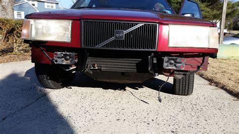 volvo  base front bumper replacement volvo forums volvo enthusiasts forum