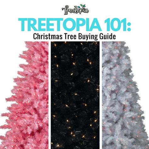 buying guide for artificial christmas tree treetopia tree buying guide treetopia