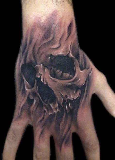 skull hand tattoo designs 50 cool skull tattoos designs pretty designs