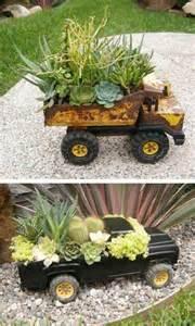unique garden planter ideas photograph diy garden pots 11