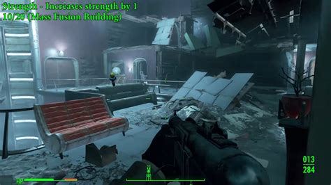 fallout 4 bobbleheads fallout 4 strength bobblehead location